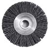 TYLON 3 INCH DIAMETER KEY MACHINE BRUSH GRAY 1/2