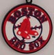MLB Soft Vinyl Key Chain -Boston Red Sox