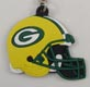 Helmet Keychain Green Bay Packers