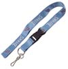 Tennessee Titans NFL Lanyard Keychain