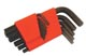 10pc SAE Hex Key Set