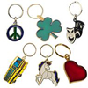 Stained Glass Key Chains