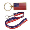 Patriotic Key Chains