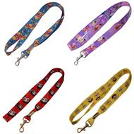 Lanyards with Cartoon Characters