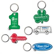 Custom Printed Promotional Key Tags