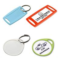 Label-It-Key Tags