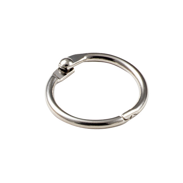 Overlapping Binder Rings