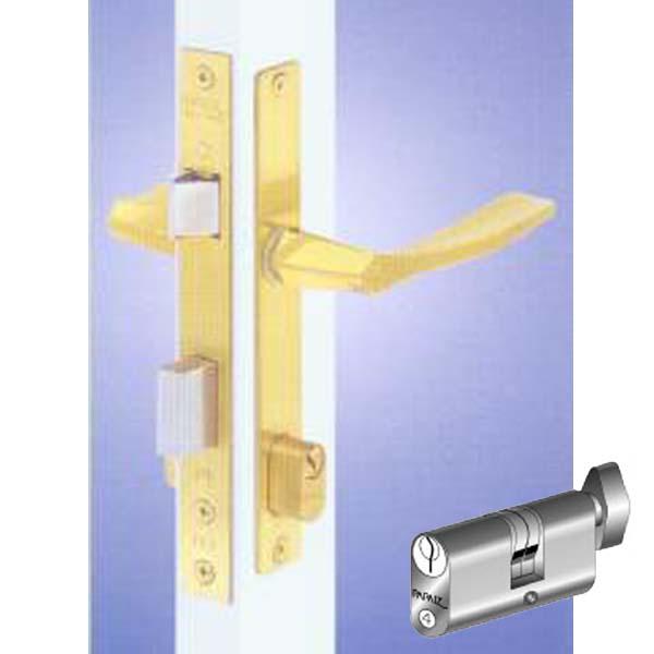 Papiaz Storm Door Lockset