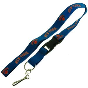 New York Knicks Logo Lanyard Keychain