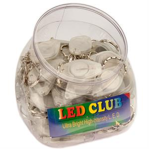 LED Squeeze Light 72/Jar