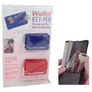 Wallet Key Per Display 60 Pieces
