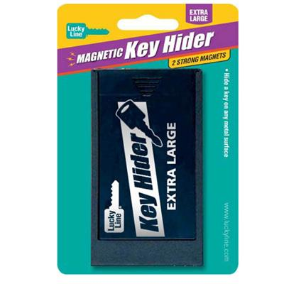 Lucky Line XL Magnetic Key Hider Box 1/Card