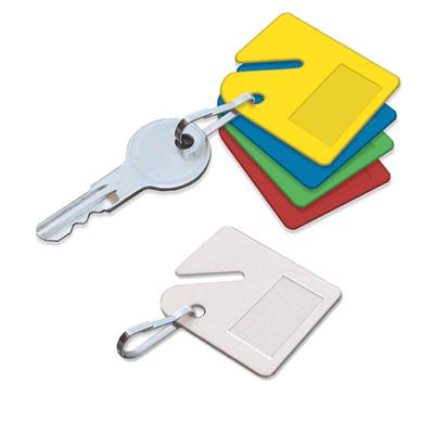 Lucky Line Slotted Tag for Key Cabinets 20 to a Pack by Color