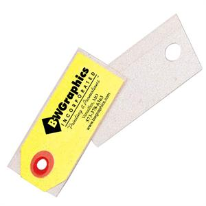Clear Plastic Sleeve For Tags