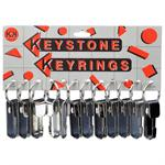 Key Support Belt Key Holder 12/Card