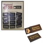 Magnetic Key Case Key Hider Standard 24 Card