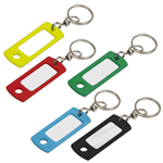 Lucky Line Key ID Tag with Swivel 50 Pack By Color