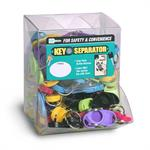 Lucky Line Two Part Plastic Key Separator