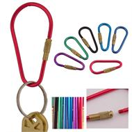 sure lock screw open key rings