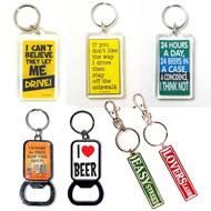 funny saying key chains