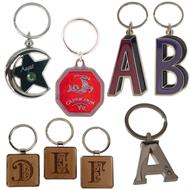 initial key chains zodiacs and birthstones
