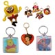 Character Key Chains