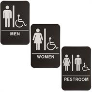 ADA Signs for restrooms