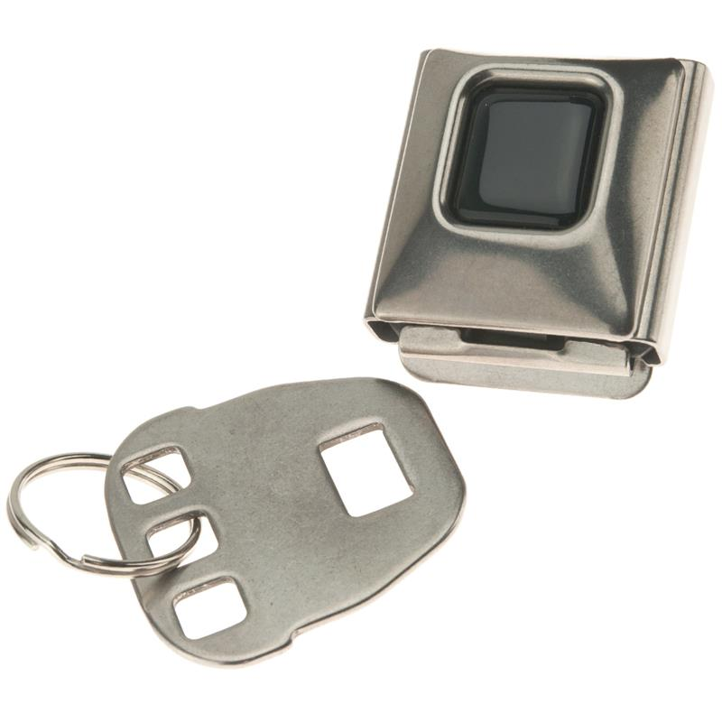 301 Stainless Steel Seat Belt Key Holder