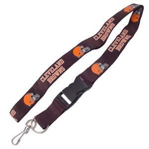 Cleveland Browns NFL Lanyard Keychain