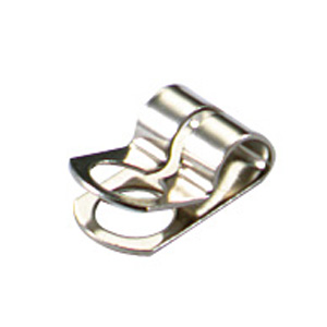 #6 Nickel Plated Steel Ball Chain D-Coupling 100 Pack