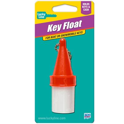Lucky Line Key Buoy Float 1/Card