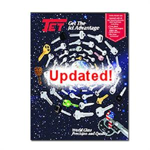 JET FULL LINE KEYBLANK CATALOG
