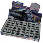 Mini Police Car Keychain 24/Box