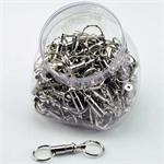 Pull Apart Two Part Key Chain Chrome 72 Jar