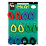 Lucky Line Wrist Coil 12 to a Card Standard Colors