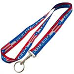Puerto Rico Neck Strap Lanyard Key Holder 12/Card