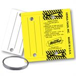 3 Line Self Laminating Tags 250 to a Box