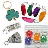 lucky charm key chains