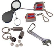 tool and everyday carry key rings