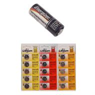 Batteries for alarms and remotes